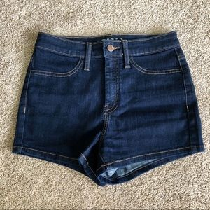 Wild Fable high rise jean shorts size 6